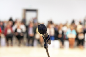 3 Things I've Learned as an Experienced Public Speaker